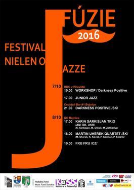 Martin Uherek Quartet: Fúzie - Festival nielen o jazze, 8.10.2016 18:00