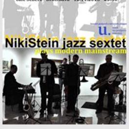 NikiStein Jazz Sextet plays modern mainstream, 12.11.2016 20:30