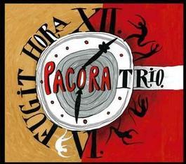Pacora Trio - Fugit Hora