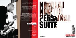 Nikolaj Nikitin - Personal Suite