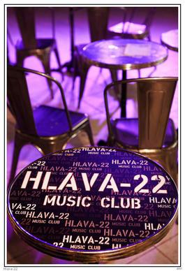 Hlava XXII Music club Bratislava