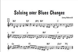 Umenie transkripcie 5: 12-taktové Bb-blues
