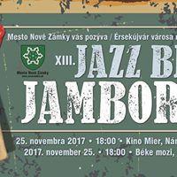 c13b4da31 Jazz Blues Jamboree 2017, 25.11.2017 18:00   www.jazz.sk