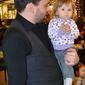 Boris Čellár s dcérkou Améliou