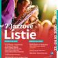 Jazzové lístie: mesto Lučenec pozýva na siedmy ročník obľúbeného jazzového festivalu