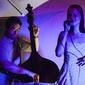 Martin Kapustík a Jana Gavačová - Jazznica 2013 - Jana Gavačová Trio-6818.JPG