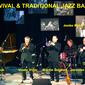 """""""Traditional & Revival Jazz Band"""" (2005): P.Jankech; V.Vizár; M.Ďurdina; J.Babič; J.Červenka; A.Šebo"""