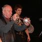 Hrádek pro krále jazzu - pocta Rod Masonovi a Kenny Ballovi 25.6.2010 (jako host Bob Zajíček - kornet)