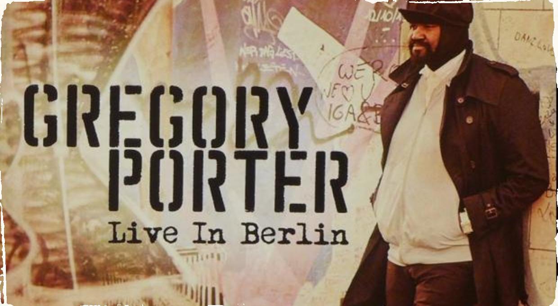 Recenzia DVD: Gregory Porter Live In Berlin
