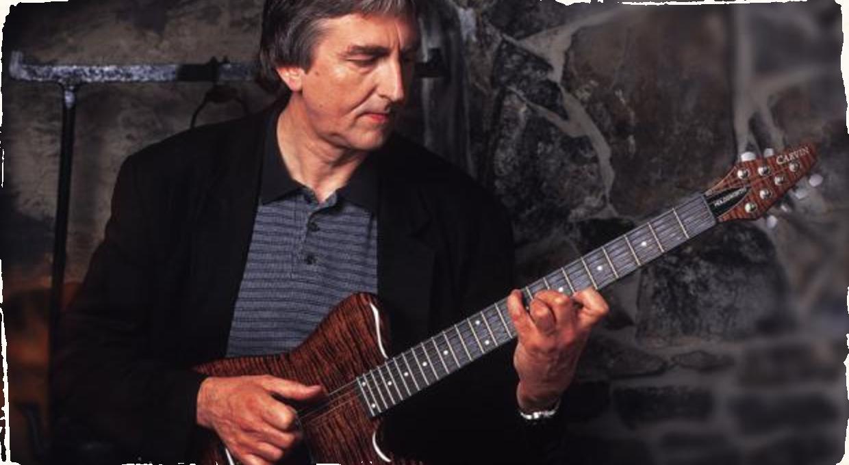 Zomrel gitarista Allan Holdsworth