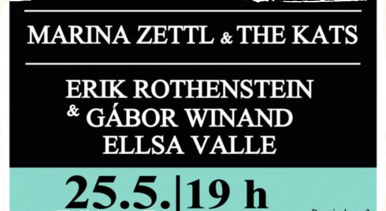 PET Jazz 2017: Especias, Marina Zettl a Rothenstein with Singers