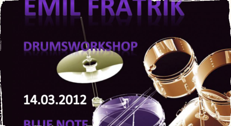 Drumworkshop Emila Frátrika