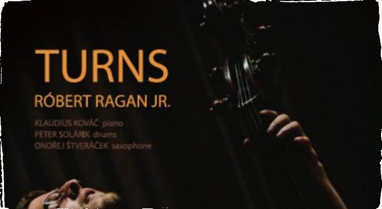 Recenzia CD: Róbert Ragan Jr. - Turns