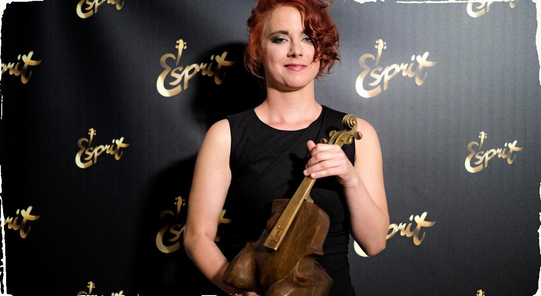 Ceny Esprit sú odovzdané: Hlavnú cenu za najlepší slovenský jazzový album získala Sisa Michalidesová