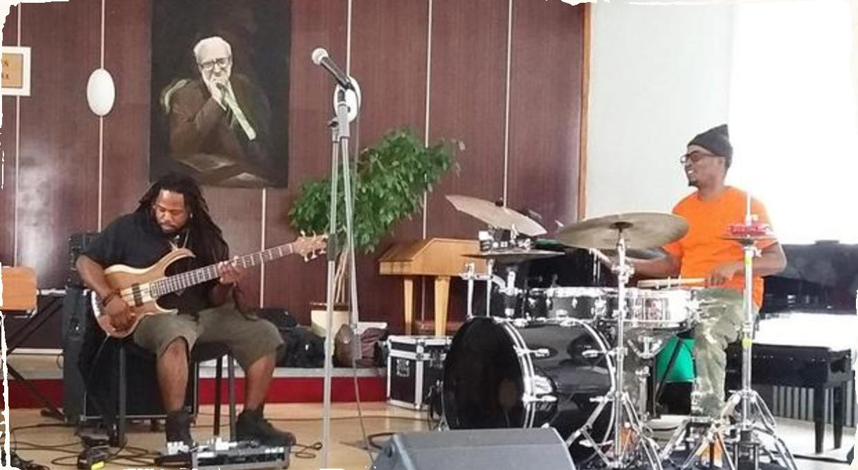 Workshop s Chrisom Davom: Aj bubeníci by mali byť muzikanti