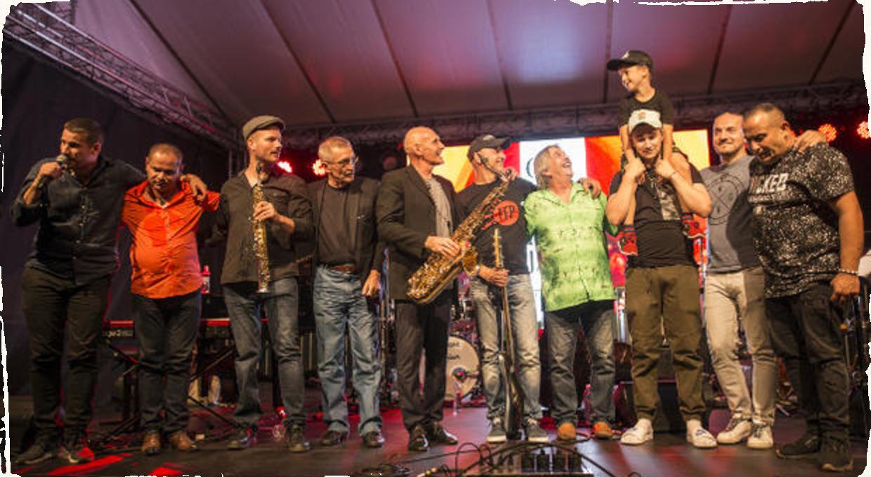 Finále ODJF na námestí v Eurovei: Noblesná oslava československého jazzu