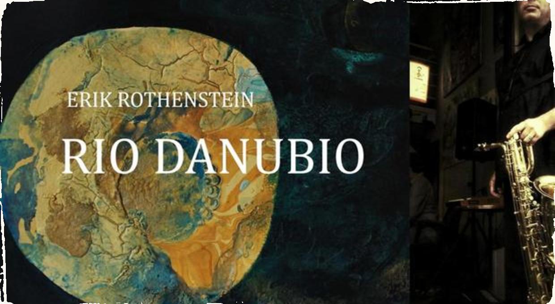 Rio Danubio live: Erik Rothenstein Band onedlho vystúpi v štyroch slovenských mestách