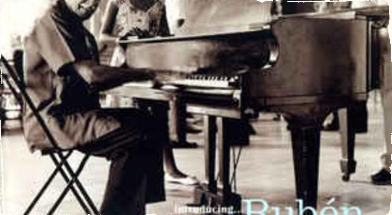 CD Introducing: Horúci latin jazz Rubéna Gonzáleza