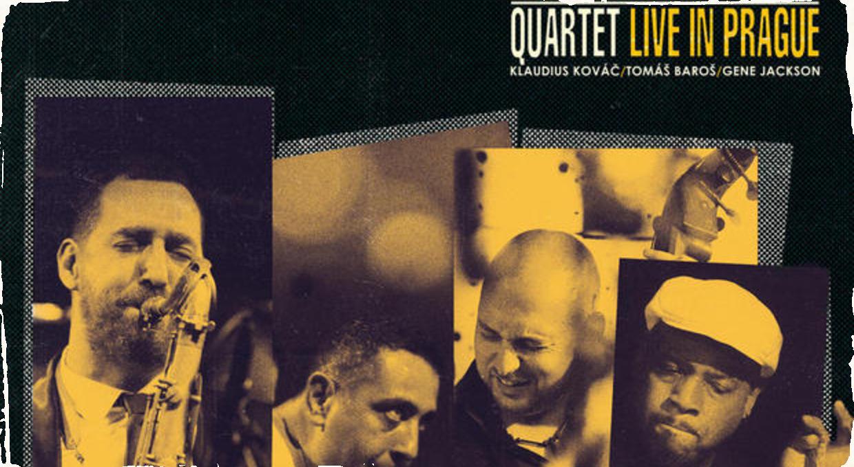 Saxofonista Ondřej Štveráček vydáva nové CD: S legendárnym Geneom Jacksonom tentokrát nahral živý album