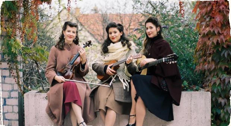 Teba vrúcne milujem: Paper Moon Trio prichádza so svojim debutovým albumom