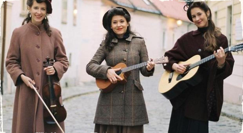 Súťaž o 2xCD Paper Moon Trio: Teba vrúcne milujem