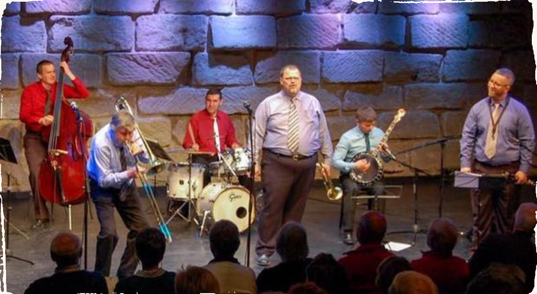 Svetový jazz v podaní slávnej maďarskej kapely: Swing v podaní Benkó Dixieland Band