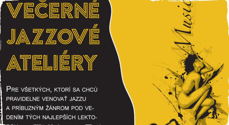 Večerné jazzové ateliéry sú v užšom grantovom kole: Podporte tento projekt bezplatnou SMS