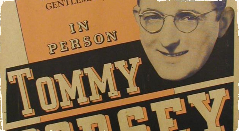 Galéria jazzových trombónistov: Tommy Dorsey