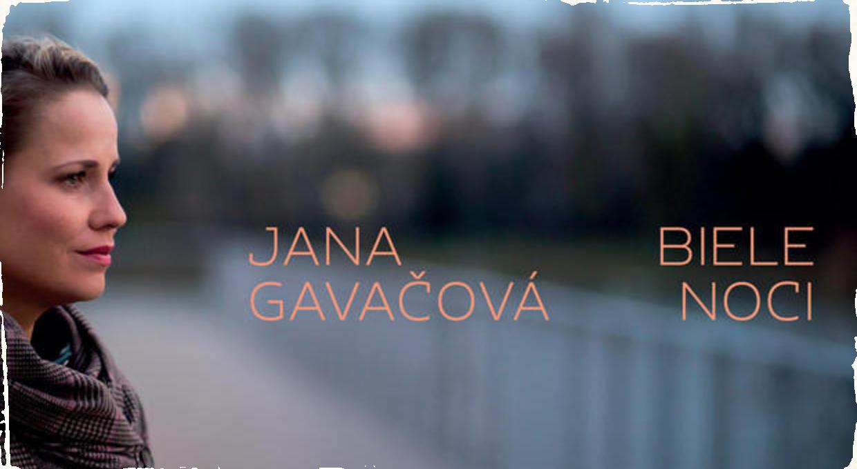 CD Biele noci: Veľkolepý debut speváčky Jany Gavačovej