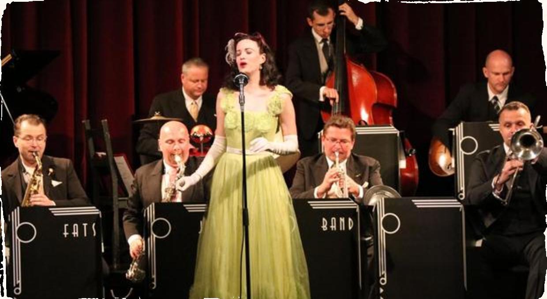 Swingový majáles vo V-klube: Skvelý večer spolu s Fats Jazz Band