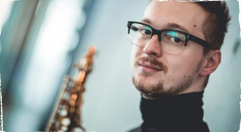 Saxofonista Nikola Bankov vydáva svoj debut: Pozval si naň svetového hosťa a zahraničnú zostavu