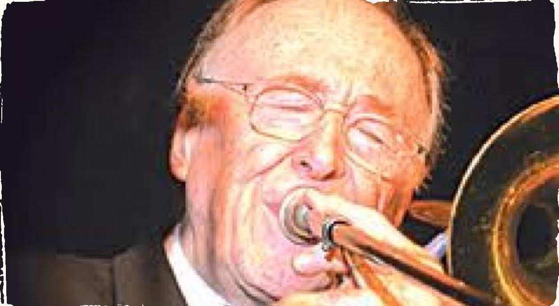 Galéria jazzových trombónistov: Chris Barber