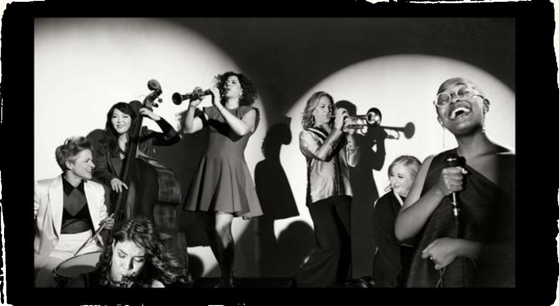 Women in Jazz predstavuje: Swingové sestry v podaní magazínu Vanity Fair