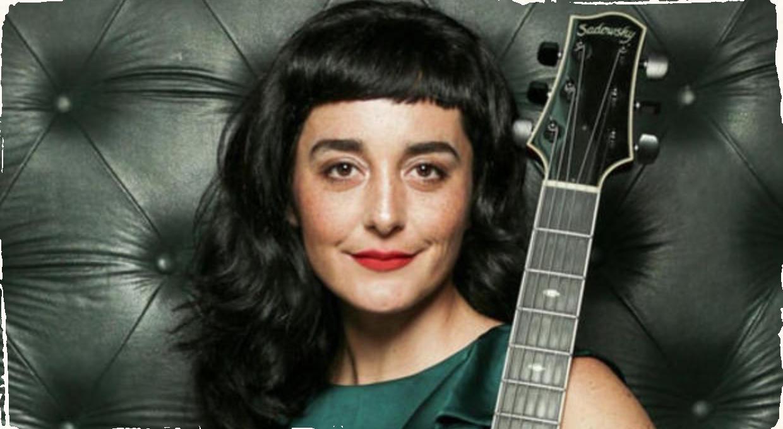 ,,Women in jazz'' predstavuje: Gitaristka a speváčka Camila Meza