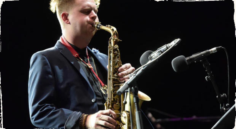 Prvý ročník Michael Brecker Competition má svojho laureáta: Víťazom saxofónovej súťaže sa stal Alex Hahn