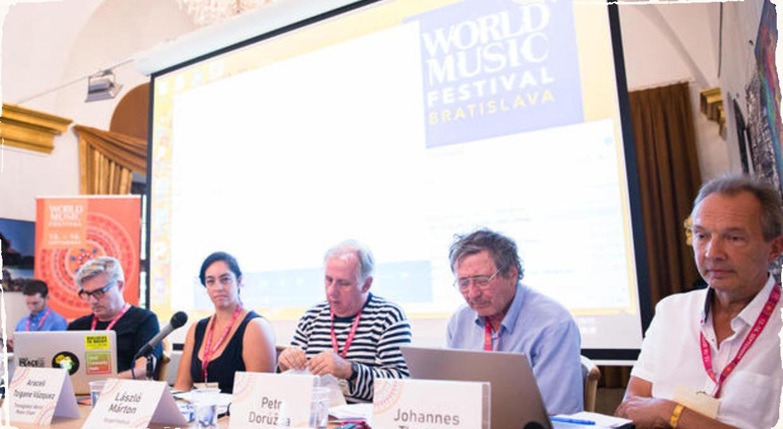 World Music Festival Bratislava: Konferencia ponúkne hudobníkom networking, aj návod  ako sa presadiť v zahraničí