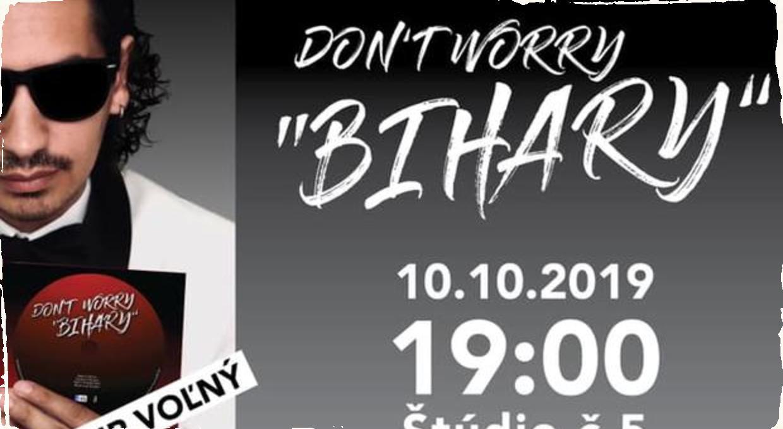 """Klavirista Miloš Biháry so svojim Jazz Funk Brothers Orchestra prichádza s debutom: Krst albumu Don´t Worry """"BIHARY"""" už v októbri v Slovenskom rozhlase"""