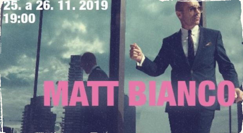 Matt Bianco v košickom Ges Clube: Hudbu britského zoskupenia zažijete dva večery po sebe