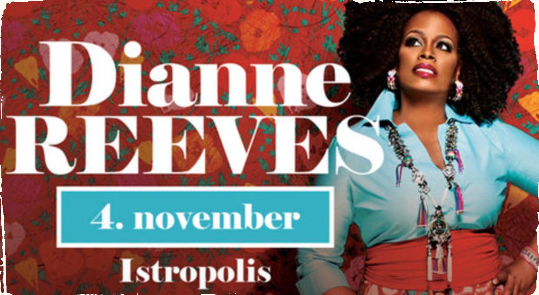 Jazzová jeseň prinesie na Slovensko prvú dámu svetového jazzu: Speváčka Dianne Reeves už o pár dní v Bratislave