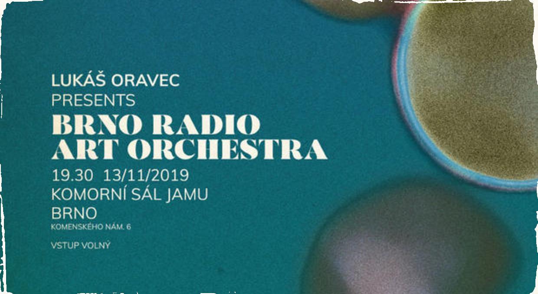 Brno Radio Art Orchestra na JAMU: Nový big band pod vedením Lukáša Oravca odohrá premiérový koncert