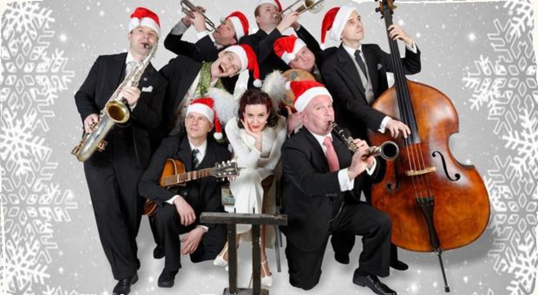 Swingujúce Vianoce: Nový vianočný album od slovenského swingového orchestra  Fats Jazz Band je na svete