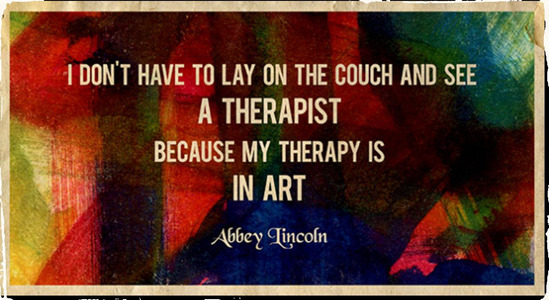 I riekla Abbey Lincoln: