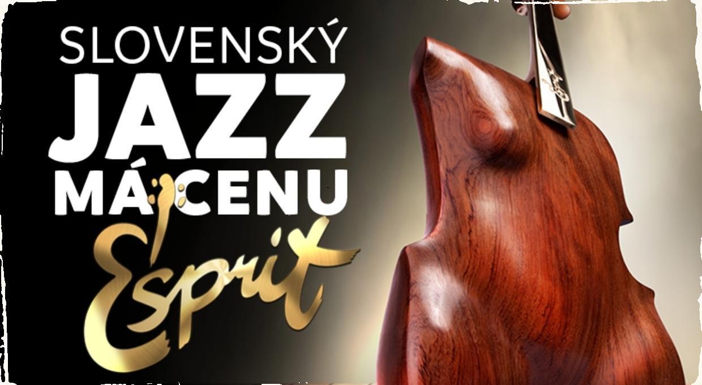 Cena ESPRIT - anketa za najlepší slovenský jazzový album roka 2019