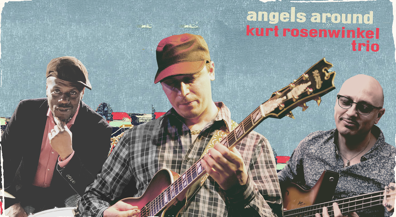 Kurt Rosenwinkel vydáva so svojim triom nový album Angels Around