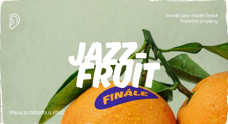 Súťaž Jazzfruit ide v nedeľu do finále. Podporte svojich favoritov počas online prenosu nad pražskými strechami