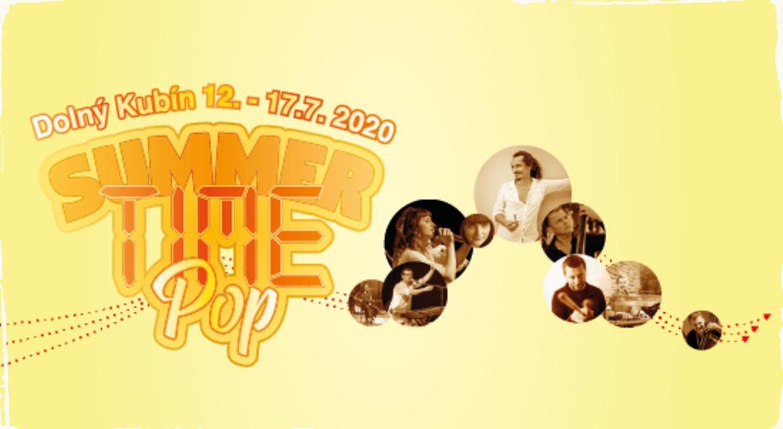 Letná Škola Popu s príchuťou jazzu: Summer Time Pop v júli na Orave