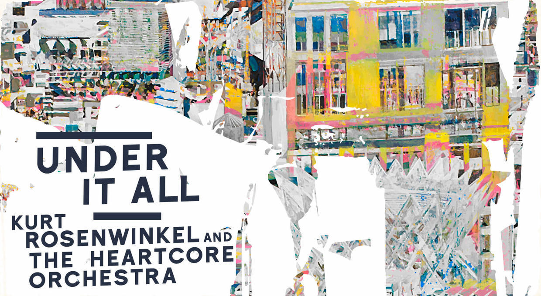 "Nový orchestrálny projekt gitaristu Kurta Rosenwinkla Heartcore Orchestra prichádza s prvou skladbou ""Under It All"""