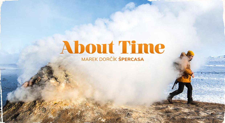 """Nový album Mareka Dorčíka """"About Time"""" vychádza ako environmentálna správa o stave našej planéty"""