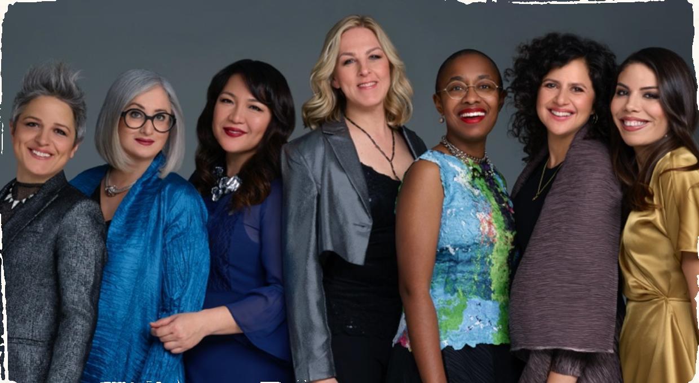 Zoskupenie Artemis vydáva svoj debutový album: hviezdne jazzwomanky na titulnej stránke magazínu Downbeat