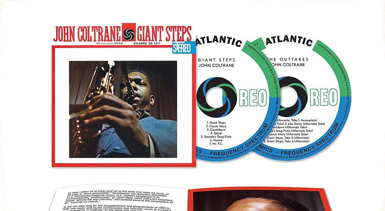Vyjde reedícia legendárneho albumu. CD Giant Steps s rôznymi bonusmi si vychutnáme už v septembri